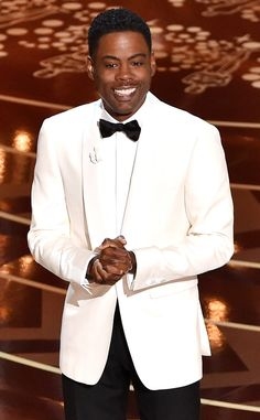 For his second time hosting the 2016 Oscars, Chris Rock held nothing back when it came to tacklin...