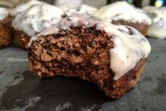 Υγιεινα muffins με βρωμη, μπανανα, και γιαουρτι!