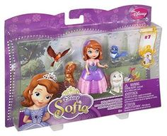 Disney Sofia The First Sofia and Animal Friends Fashion Doll Playset #Disney