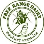 """""""The Free Range Dairy Pasture Promise™ is the only label that gives a clear assurance that milk comes from cows that enjoy the freedom to graze for at least six months of the year."""""""