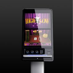 Walk into any of the biggest casinos in Las Vegas (U.S), Atlantic City (U.S) or Macau (China), and along with the familiar ambient sounds of the regular machines, the increase in gaming applications featuring touch screen technology is palpable. Digital Kiosk, Digital Retail, Digital Signage, Base Mobile, Nail Drill Machine, Touch Screen Technology, Kiosk Design, Pub, Video Wall