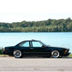 A weirdo but I'm real though. #e24 #ultimateklasse #635csi #savage