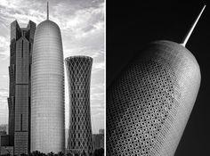 Burj Doha w Qatarze (Burj Doha  in Qatar)