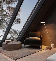 Conceptual Design, Winter House, Modern Interior Design, Black House, Architecture Design, Outdoor Decor, Instagram, Home Decor, 3ds Max