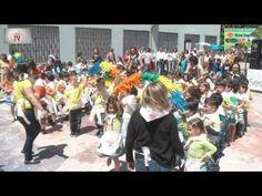 Marcha Popular do Pré Escolar - Arraial Popular Agrup. Escolas Michel Gi...