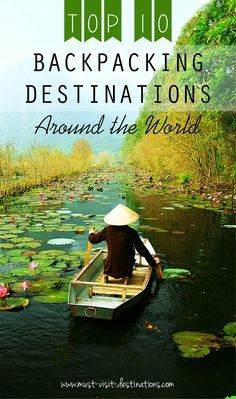 In a nutshell, a destination where you get more for less. If you too wish to travel on a shoestring budget, here are the top 10 backpacking destinations around the world. Lonely Planet, Travel Around The World, Around The Worlds, Places To Travel, Places To Visit, Backpacking Europe, Future Travel, Romantic Travel, Bucket List Travel
