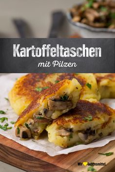 Kartoffeltaschen mit Pilzen eating breakfast eating dinner eating for beginners eating for weight loss eating grocery list eating on a budget eating plan eating recipes eating snacks Clean Eating Fish, Clean Eating Muffins, Clean Eating Soup, Clean Eating Breakfast, Diet Breakfast, Healthy Eating Tips, Clean Eating Recipes, Healthy Cooking, Clean Eating Quotes