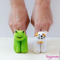 Crochet Doll Pattern, Crochet Patterns Amigurumi, Amigurumi Doll, Crochet Dolls, Crochet Eyes, Crochet Beanie, Crochet Fairy, Diy Crochet, Finger Puppet Patterns