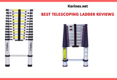 Best Telescoping Ladders Look Good Feel Good, One With Nature, Ladders, Coloring Books, Diving, Floral, Places, Top, Stairs