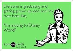 Many The Miles: Finally! A Disney College Program Post!: 2 Weeks Out