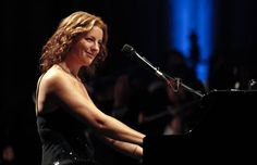 Sarah McLachlan performs the National Anthem supporting the NAC Orchestra Sarah Mclachlan, Singing The National Anthem, Orchestra, Soundtrack, The Voice, My Life, Concert, Recital, Concerts