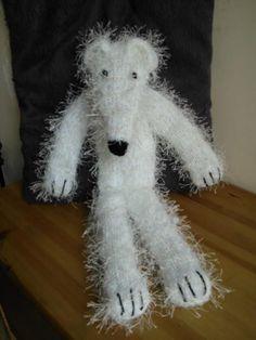 Whippet Dog Coat Knitting Pattern : Whippet Reindeer Hat knitting pattern Knitting ...