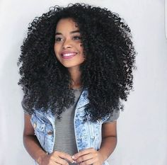 customer showing classic lace wigs curly hair Haircuts For Wavy Hair, Oval Face Hairstyles, Afro Hairstyles, Korean Hairstyles, Wedding Hairstyles, Love Hair, Big Hair, Gorgeous Hair, Beautiful