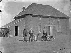Perhaps one of the finest sod houses located in Nebraska