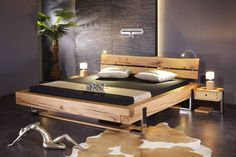 Holzbett design  holz bett design - Google Search | Furniture - Indoor | Pinterest ...