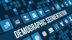 This pin talks about using Google planner as a means of demographic segmentation. The author talks about how this tool is helpful with identifying key words in searches and organizing the data into a way that can be useful and beneficial to the consumer. This pin also show the variables often involved with demographic segmentation.