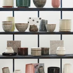 Vases, flowerpots and tealight holders - a variety of ceramics can be found in the new interior collection. Prices from DKK 19,90 / SEK 26,90 / NOK 24,90 / EUR 2,79 / ISK 486 / GBP 2,29  Søstrene Grene's interior catalogue is available online on www.sostrenegrene.com. You can find the link in the bio.  #vases #flowerpots #tealightholders #ceramics #newcollection #inspiration #sostrenegrene #søstrenegrene #grenehome