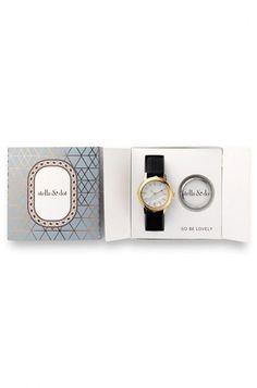 Gold Interchangeable Bezel Watch | Stella & Dot