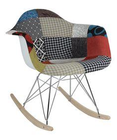 Fauteuil RAR Patchwork - meublesetdesign.com - Reproduction de meubles de designers