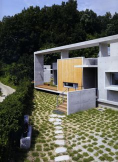 Mun Jeong Heon house in Gimcheon by A.M Architects