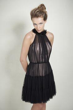 #madreperola #inverno2014 #moda #fashion #style #dress #black