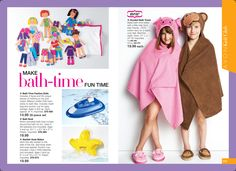 #bathtime #funtime eBrochure | AVON just click on the image or go to www.youravon.com/personalcare to see more!