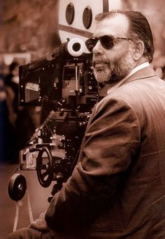 Francis Ford Coppola's films include The Godfather, Apocalypse Now, The Godfather: Part II, Lost in Translation. Apocalypse Now, Bram Stoker's Dracula, Fritz Lang, Francis Ford Coppola, The Godfather, Film Director, Screenwriting, Great Movies, Belle Photo