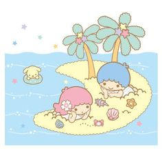 Sea ★Little Twin Stars★