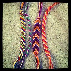 summer of friendship bracelet love!