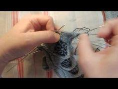 Intarsia suljettuna neuleena - YouTube Knitting Videos, It Cast, Youtube, Tips, Stitches, Stitching, Stitch, Youtubers, Dots