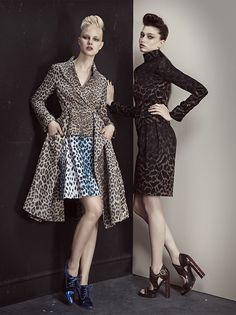 the king of couture : Dior pre fall 2014
