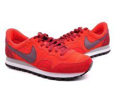 Nike Men's Air Pegasus 83 LTR Running Shoes 616324 601 Red/Burgundy Size 11.5 #Nike #RunningCrossTrainingSneakers