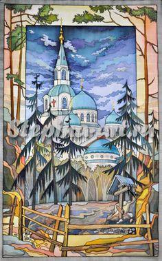 Валаам. Спасо-Преображенский монастырь.