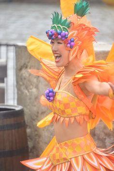 Twitter / emusansun: トロピカルスプラッシュのダンサーさん。 可愛いくて可愛いく ...