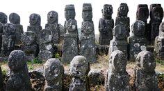 제주돌문화공원, 제주, 대한민국 (Jeju Stone Park, Jeju Island, South Korea)