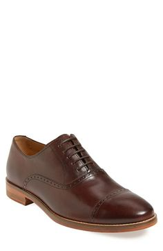 Cole Haan 'Cambridge' Cap Toe Oxford (Men) available at #Nordstrom