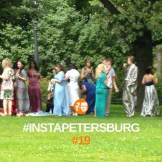 Sankt Petersburg: Plenerowe wesela
