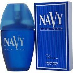 NAVY Cologne for men by Dana, 3.1 oz Cologne Spray by Dana. $16.96. Brand New item. DANA PERFUMES. Mens Perfume. NAVY Men Cologne 3.1oz Spray. Save 23%!