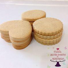 Butik kurabiye tarifi Recipe Mix, Soup And Salad, Baked Goods, Cookie Recipes, Biscuits, Deserts, Food And Drink, Sweets, Baking