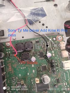 Sony Led Tv, Tv Led, Computer Maintenance, Electronic Circuit Projects, Plasma, Voltage Regulator, Avengers, Industrial, Technology