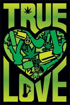 Couple who get high together, stay together.❤ #RideOrDie #TrueLove #MaryJane