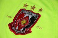 Urawa Red Diamonds 2017-18 Season Away Lime J.LEAGUE Shirt Jersey [J792]