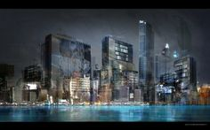 "#Illustrazione per Graphic novel ""Agente Patogeno"". #city #skyline #skylovers #graphic #novel #virus #painting #comics #graphicnovel #drawing #comic #illustrator #book #character #hometown #panorama"