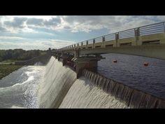 (3) Hoover Reservoir Virtual Run - YouTube