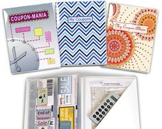 Enter to Win a Coupon Organizer from Ultra PRO!