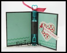 Pink Buckaroo Designs, Erica Cerwin Stampin' Up Demonstrator, San Antonio, TX