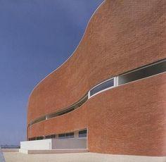 Imagenes de la Biblioteca de la Universidad de Aveiro, Álvaro Siza