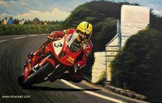 Another Milestone - Joey Dunlop By Rod Organ