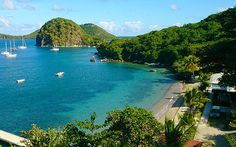 Hotel Bois Joli, Les Saintes, Guadeloupe - 12 Secret Caribbean Hotels for a Crowd-Free Beach Getaway | Travel + Leisure
