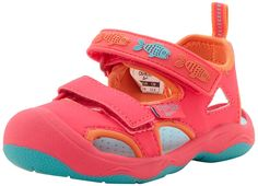 OshKosh B'Gosh RapidG-14 Slide Sandal (Toddler/Little Kid) -- Trust me, this is great! Click the image. : Girls sandals